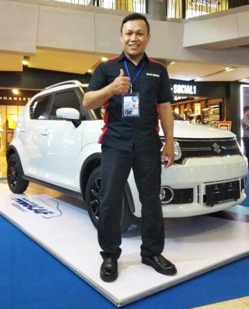 Komang - Sales Executive Suzuki Bali